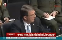 ABD'den PKK-PYD itirafı