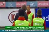 Bursaspor-Galatasaray maçı 20'de