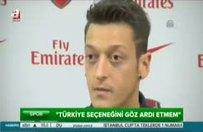 Mesut Özil'den Fenerbahçelileri heyecanlandırdı