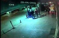 Bartın'da hamile kadını eşinin yanında dövdüler