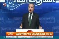 Erdoğan: Bu millet göbeğini kendi keser