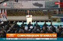 Cumhurbaşkanı Erdoğan: Hedefimiz 2023'te dışa bağımlılığı ortadan kaldırmak