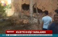 DAEŞ roketleri Kilis'i vurdu