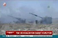 63 DAEŞ'li terörist öldürüldü