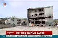 22 milyonluk okulu yaktılar