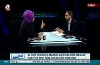 Doç.Dr. Fahrettin Altun: CHP dokunulmazlıkların kaldırılmasına karşı