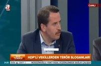 Ali Yalçın: Teröre destek verenler yasalarla korunamaz