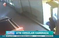 Bankamatik hırsızlarının yöntemi polisi bile şaşırttı