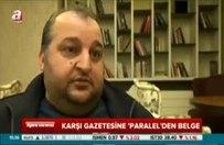 Karşı gazetesine 'Paralel'den belge