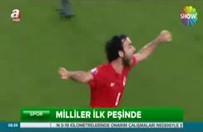 İngiltere - Türkiye hazırlık maçı Pazar Atv'de