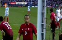 İngiltere 2-1 Türkiye