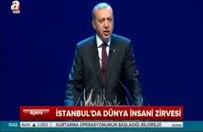 """Erdoğan: """"Kapımızı insanlığa kapatmayacağız"""""""
