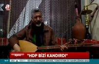 """Çiyanger: """"HDP bizi kandırdı"""""""