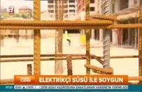 150 bin liralık kablo hırsızlığı