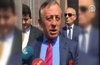 Ali Ağaoğlu, savcılığa ifade verdi