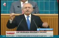 Küfürbaz CHP, bu kez koro halinde hakaret etti!