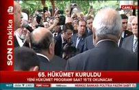 Cumhurbaşkanı Erdoğan iş adamının cenazesinde konuştu