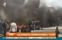 Van'da bombalı tuzak: 6 şehit