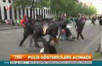 Belçika'da sokaklar karıştı