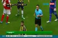 UEFA'dan F.Bahçe'ye rekor cezalar