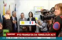 Terör örgütü Fransa'da ofis açtı