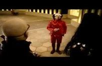 """Bir cisim yaklaşıyor efendim"" İşte o sahne (G.O.R.A)"