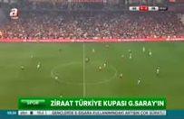 Galatasaray - Fenerbahçe maç özeti