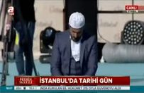 'Fetih Şöleni'nde Kur'an-ı Kerim tilaveti