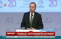 """Erdoğan: """"Terör örgütü gençleri zehirliyor"""""""