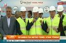 Başbakan, Bahçelievler - Kirazlı metro hattının temel atma törenine katıldı