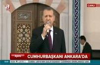 Erdoğan, Esenboğa Havalimanı Camii'nin açılışını yaptı