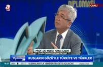Prof. Dr. Mesut Hakkı Caşın: Halklar arasındaki ilişki müspet