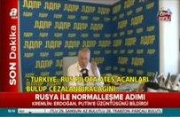 Jirinovski: Rusya ve Türkiye arasındaki tek sorun...