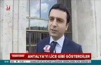 HDP'den 'Kumluca yalanı'