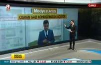 Osman Gazi Köprüsü açılıyor!