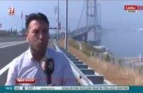 Osmangazi Köprüsü'nde ilk sabah