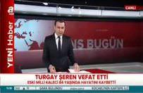 Kemal Belgin: Turgay Şeren için bir kitap yazabilirim