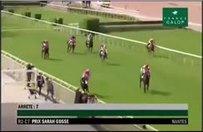 At yarışında inanılmaz olay!