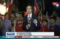 Londra'daki Türkler darbeye karşı