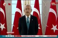 Yıldırım ve Kılıçdaroğlu'ndan ortak basın açıklaması