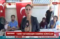 İşte Erdoğan'ın bahsettiği kadın şehidin ailesi