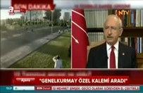 Darbe girişimi gecesi Kılıçdaroğlu'na gelen telefon