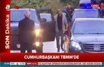Erdoğan Meclis'te alkışlarla karşılandı!
