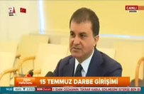 Bakan Çelik: Gülen Bin Ladin'den daha tehlikeli
