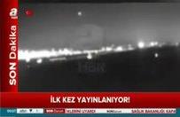Cumhurbaşkanı Erdoğan'ın uçağı böyle indi!