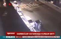 Çengelköy'de darbeci askerler halka böyle ateş açtı!