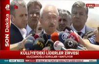 Kılıçdaroğlu'ndan önemli FETÖ açıklaması!