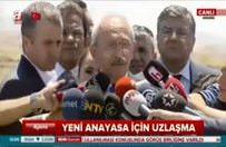 """Kılıçdaroğlu'ndan """"Yeni Anayasa"""" açıklaması!"""