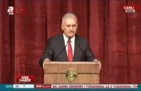 BaşbakanBinali Yıldırım: Bu millet asla unutmayacak