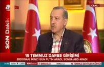 Erdoğan'dan ABD'ye: Dürüst olun!